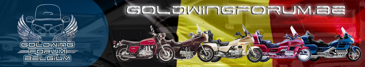 Goldwing forum Belgium